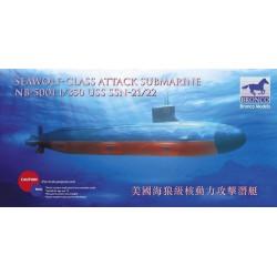BRONCO USS SSN Sea-Wolf...