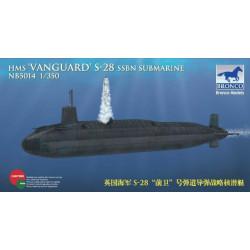 BRONCO HMS-28 Vanguard SSBN...