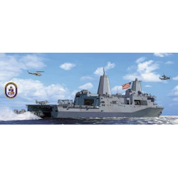BRONCO USS San Antonio...