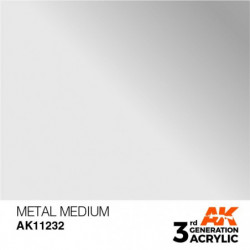 AK 3rd Gen. Acrylic Metal...