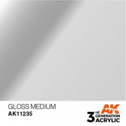 AK 3rd Gen. Acrylic Gloss...