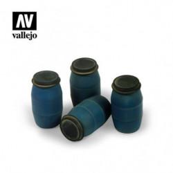 VALLEJO Modern Plastic...