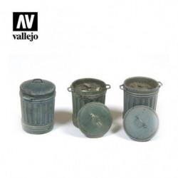 VALLEJO Garbage Bins (no.1)