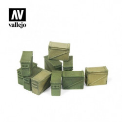 VALLEJO Large Ammo Boxes...