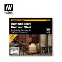 VALLEJO MODEL COLOR Rust &...