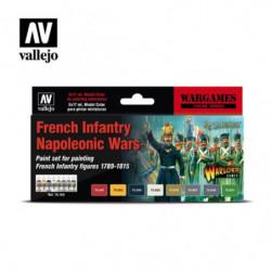 VALLEJO MODEL COLOR French...