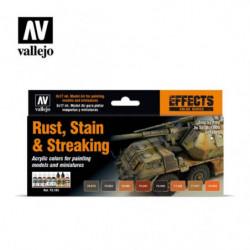 VALLEJO MODEL COLOR Rust,...