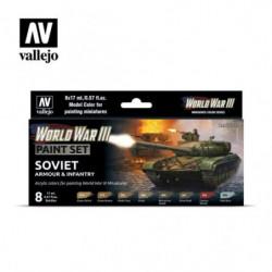 VALLEJO MODEL COLOR WWIII...