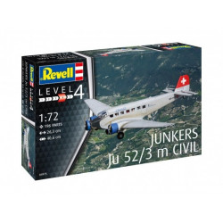REVELL Junkers Ju52/3m Civil