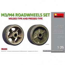 MINIART M3/M4 Roadwheels...