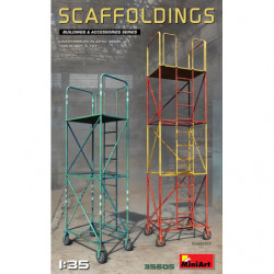 MINIART Scaffoldings
