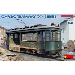 MINIART Cargo Tramway...