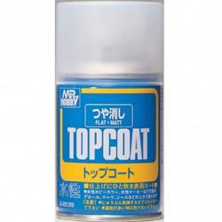 GUNZE Topcoat Spray Matt 88ml