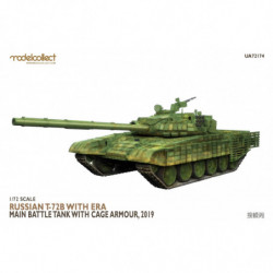 MODELCOLLECT Russian T-72B...