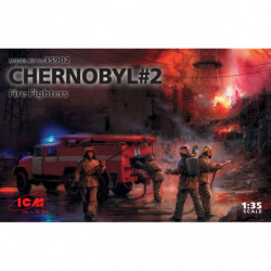 ICM Chernobyl No.2 Fire...