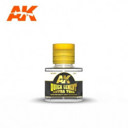 AK QUICK CEMENT EXTRA THIN...
