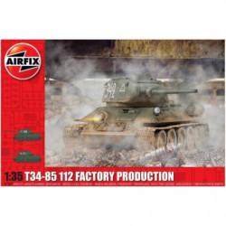 AIRFIX T34/85 112 Factory...