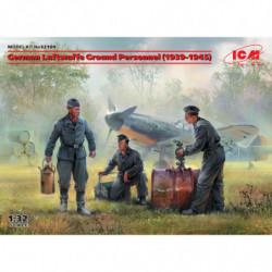 ICM German Luftwaffe Ground...