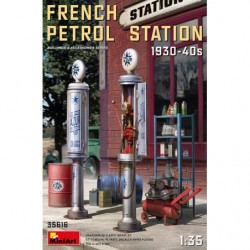 MINIART French Petrol...