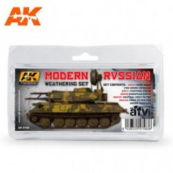 AK Modern Russian...