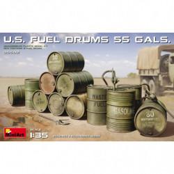 MINIART U.S. Fuel Drums 55...