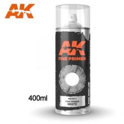 AK FINE PRIMER WHITE SPRAY...