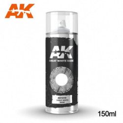 AK GREAT WHITE BASE SPRAY...