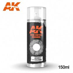 AK FINE METAL PRIMER SPRAY...