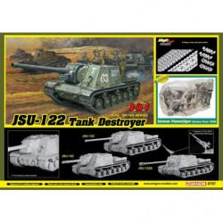 DRAGON ISU-122 Tank Destroyer