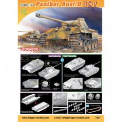 DRAGON Panther Ausf.D