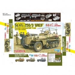 DRAGON Sd.Kfz.250/3 Greif