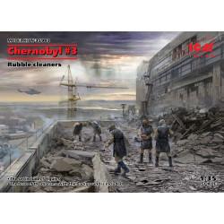 ICM Chernobyl No.3 Rubble...