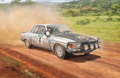 ITALERI Mercedes 450 SLC...