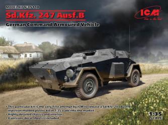 ICM Sd.Kfz.247 Ausf.B