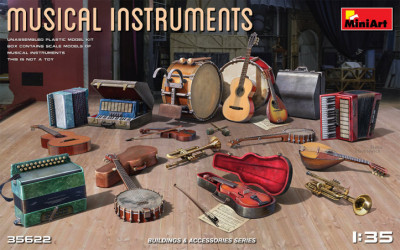 MINIART Musical Instruments