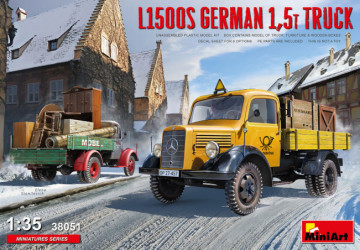 MINIART L1500S German 1.5t...