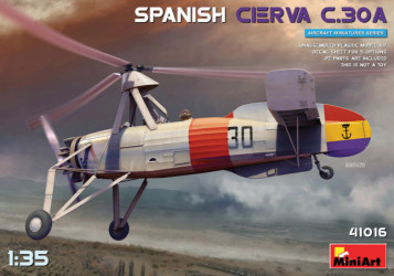 MINIART Spanish Cierva C.30