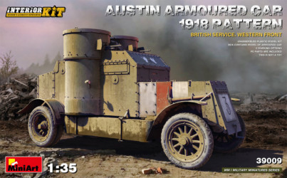 MINIART Austin Armored Car...