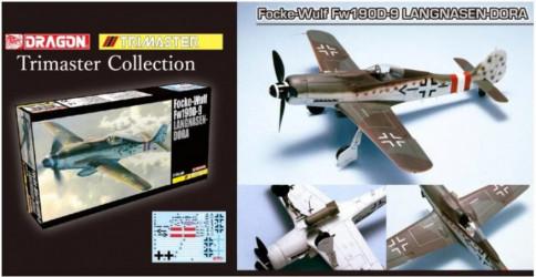 DRAGON Focke-Wulf Fw190D-9...