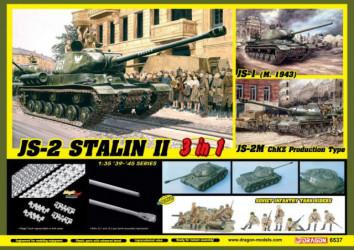 DRAGON JS-2 Stalin II