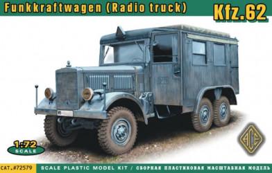 ACE Kfz.62 Funkkraftwagen...