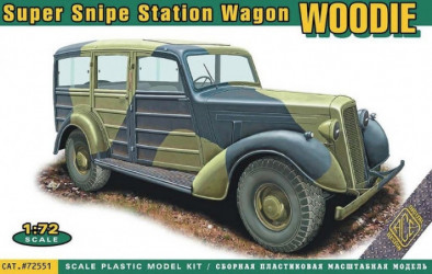 ACE Woodie Super Snipe...