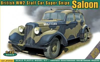 ACE Super Snipe Saloon...