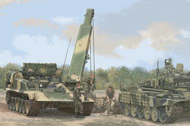 TRUMPETER Russian BREM-1M