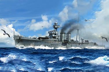 TRUMPETER HMS Calcutta