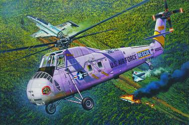TRUMPETER HH-34J USAF...