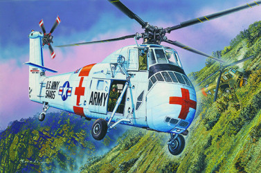 TRUMPETER CH-34 US Army Rescue