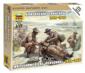 ZVEZDA British Medic Team...