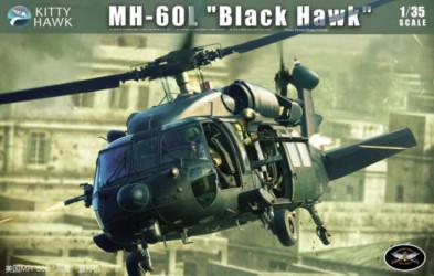 """KITTY HAWK MH-60L """"Black Hawk"""""""