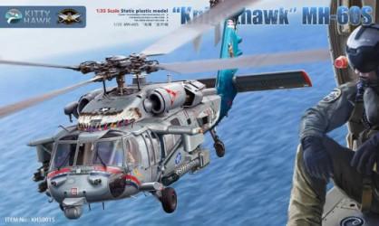 """KITTY HAWK MH-60S """"Knight..."""